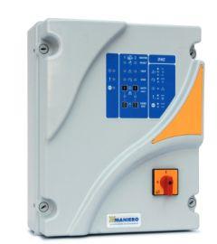 Ohjauskeskus QTD20-SMART kahdelle pumpulle