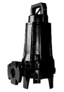 Dreno Grix 100 jätevesipumppu repijällä 400V ilman pintakytkintä