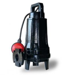 Dreno Grix 200 jätevesipumppu repijällä 400V pintakytkimellä