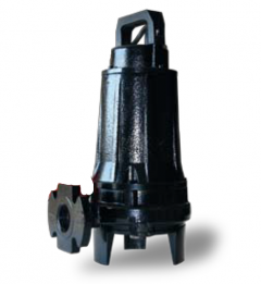 Dreno Grix 150 jätevesipumppu repijällä 400V ilman pintakytkintä
