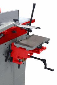 Pitkänreiänporalaite HOB260ECO oikotasohöylään. Käytetään esimerkiksi tapitusliitosten tekemiseen.