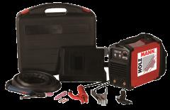 TISA 160 WIG / TIG hitsausinvertteri. Kevyt ja tehokas valovirtakone max. 160A virralla.