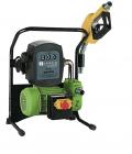 Dieselin ja polttoöljyn pumppaamiseen esimerkiksi farmitankista. Automaattipysäytys.