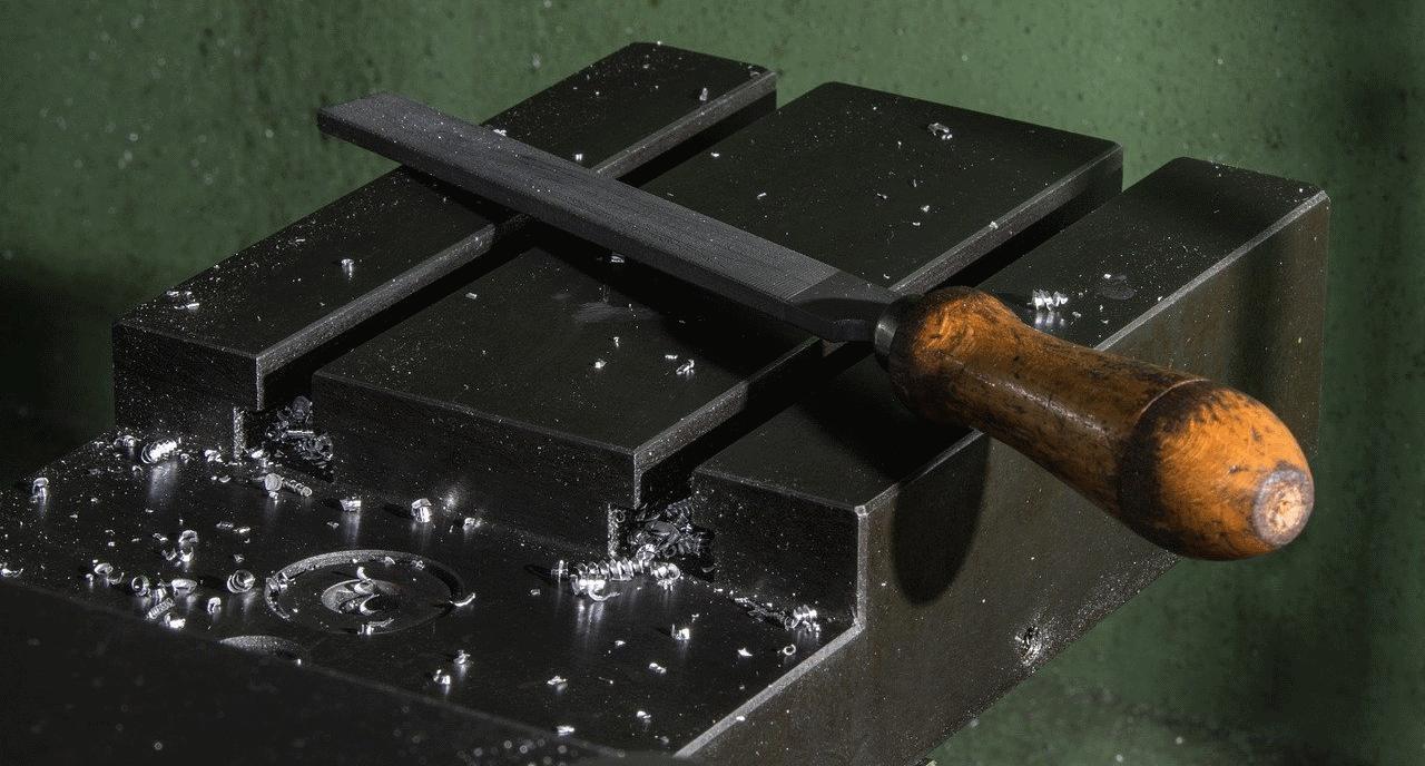 Metallintyöstö
